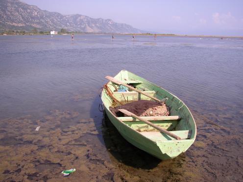 Laguna di Viluni - Scutari