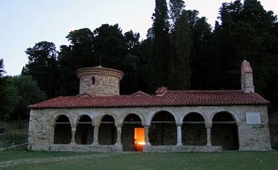Il Monastero di Santa Maria - Zvernec