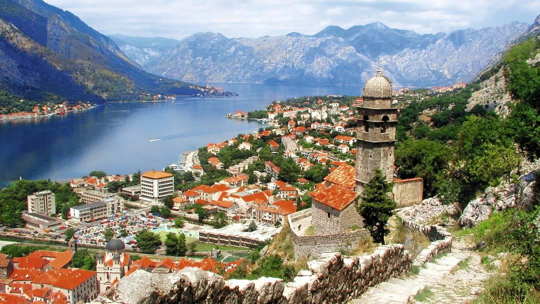 * Albania & Montenegro